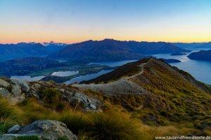 Neuseeland Roys Peak