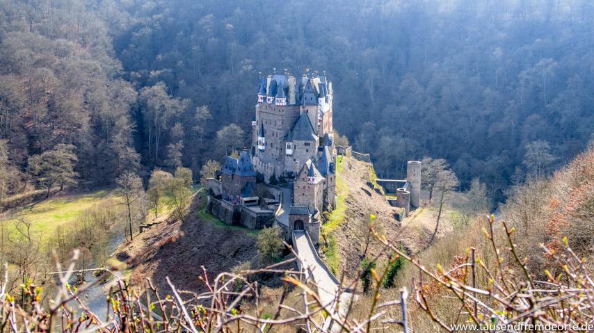 Burg Eltz Aussichtspunkt