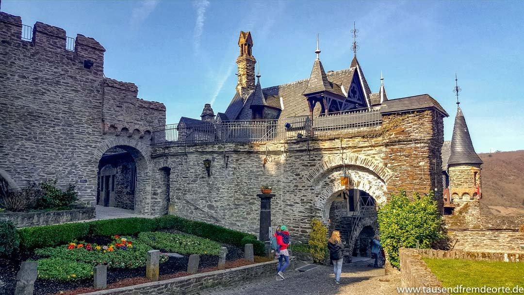 Reichsburg Cochem – Zurück in die Zeit der Ritter