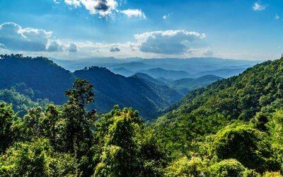 Samoeng Loop – Tagesausflug mit dem Roller von Chiang Mai