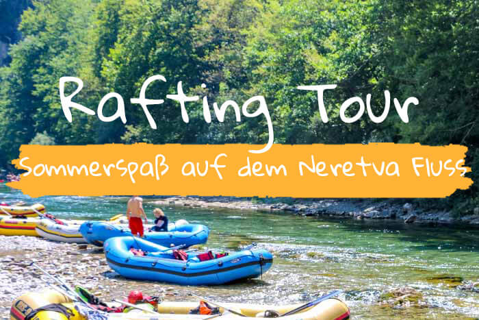 Rafting Tour auf dem Neretva Fluss in Konjic – Tagesausflug von Sarajevo